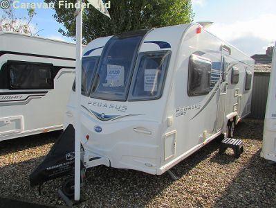 Bailey Pegasus GT65 Turin 2013  Caravan Thumbnail