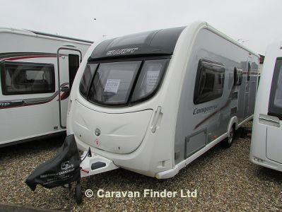 Swift Conqueror 530 2013  Caravan Thumbnail