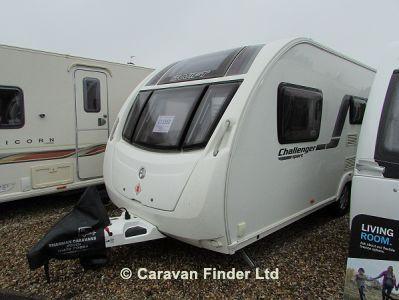 Swift Challenger Sport 524 2014  Caravan Thumbnail