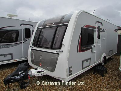 Elddis Affinity 554 2015  Caravan Thumbnail
