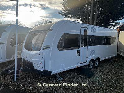 Coachman Lusso II 2022  Caravan Thumbnail
