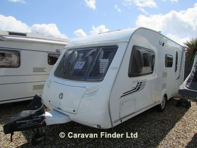 Swift Challenger 530 2007  Caravan Thumbnail