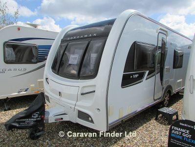 Coachman VIP 560 2012  Caravan Thumbnail