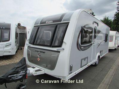 Elddis Supreme 550 2016  Caravan Thumbnail