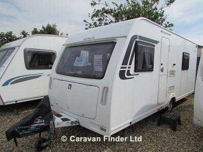 Venus 490 2012  Caravan Thumbnail