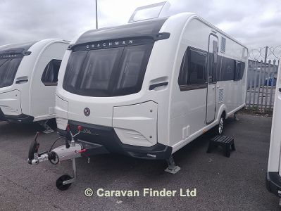 Coachman Lusso I 2022  Caravan Thumbnail