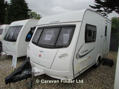 Lunar Lexon 420 2012  Caravan Thumbnail