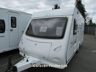 Elddis Xplore 474 2008  Caravan Thumbnail