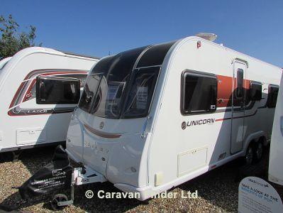 Bailey Unicorn Barcelona S3 2015  Caravan Thumbnail