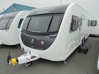 Swift Challenger X 835 Lux Pack 2021  Caravan Thumbnail