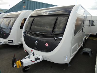 Swift Challenger X 850 Lux Pack 2021  Caravan Thumbnail
