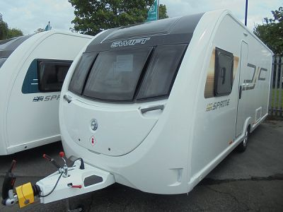 Swift Sprite Major 4 SB  2021  Caravan Thumbnail