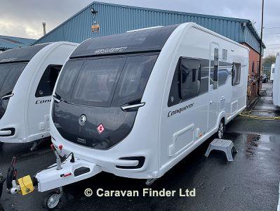 Swift Conqueror 565 2022  Caravan Thumbnail