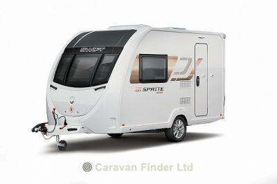 Swift Sprite Compact 2022  Caravan Thumbnail