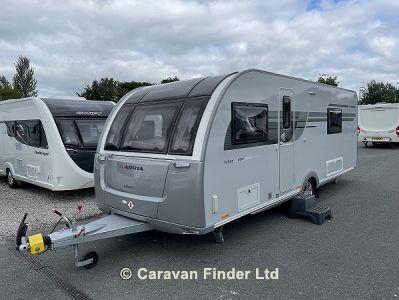 Adria Adora 613 DT Isonzo 2018  Caravan Thumbnail
