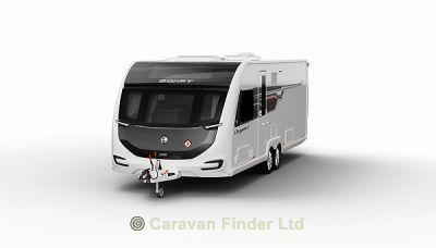 Swift Elegance 835 2022  Caravan Thumbnail