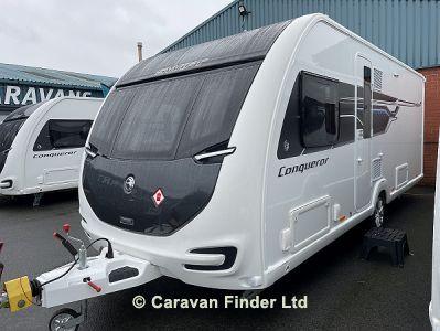 Swift Conqueror 580 2022  Caravan Thumbnail