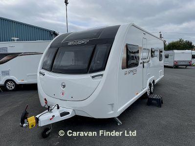 Swift Sprite Super Quattro FB 2022  Caravan Thumbnail