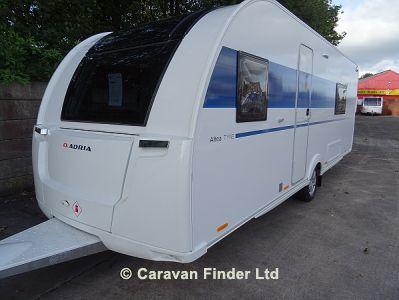 Adria Altea 612 DL Tyne 2021  Caravan Thumbnail