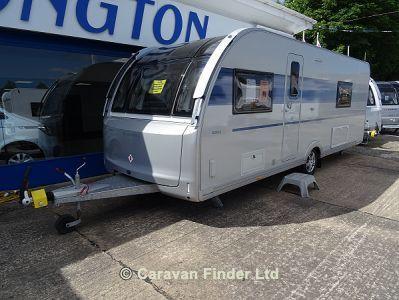 Adria Adora 612 DL Seine 2021  Caravan Thumbnail