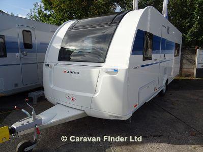 Adria Altea 622 DP Dart 2021  Caravan Thumbnail