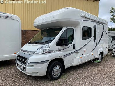 Autotrail Tracker RS 2014