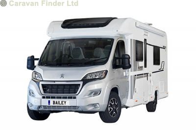 Bailey ALLIANCE SE 70-6 2021 Motorhome Thumbnail