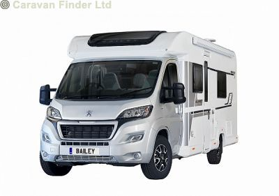 Bailey Alliance SE 76-4 Current Motorhome Thumbnail