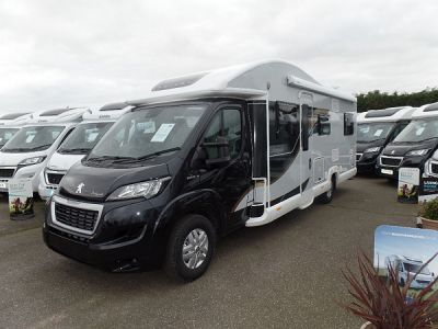 New Bailey Autograph 81-6 2020 motorhome Image