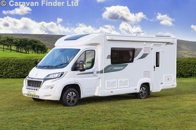 Elddis Chatsworth 175 2020 Motorhome Thumbnail