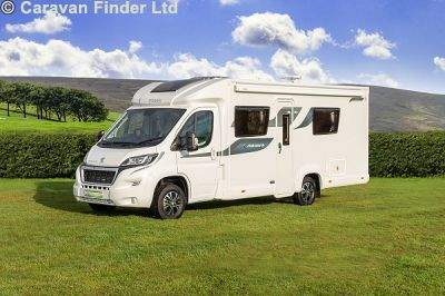 Elddis Chatsworth 185 2020 Motorhome Thumbnail