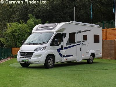 Swift Escape 674 2017 Motorhome Thumbnail