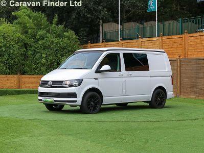 Vw Transporter T6 Camper Van 2019 Motorhome Thumbnail