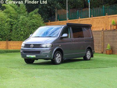 Vw Transporter T5 Camper Van 2014 Motorhome Thumbnail