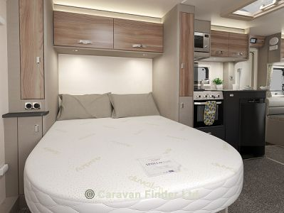 Swift Edge 494 2021 Motorhome Thumbnail