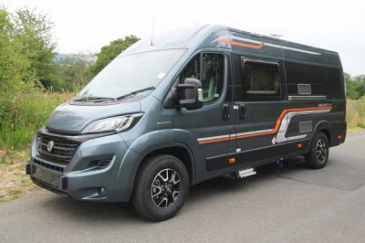 Swift Select 164 2018 Motorhome Thumbnail