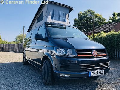 Vw Transporter T30 Highline Camper 2019