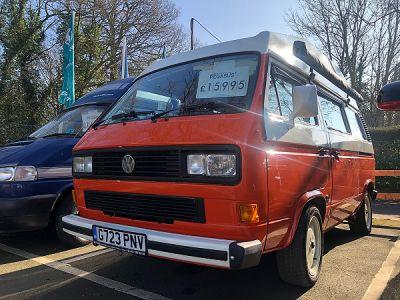 Vw T25 T3 Urban Camper  1990