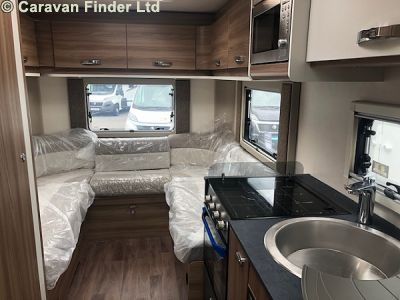 Swift ESCAPE 622 2020 Motorhome Thumbnail