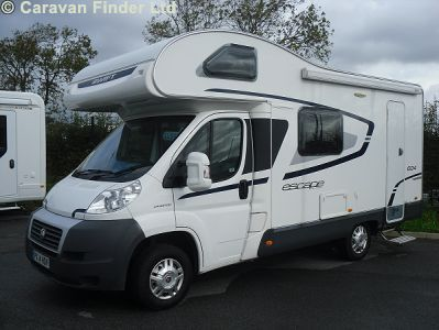 Swift ESCAPE 624 2014 Motorhome Thumbnail