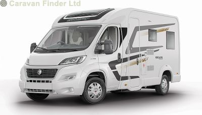 Swift Escape Compact C402 2020 Motorhome Thumbnail