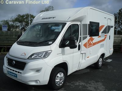 Swift Edge 412 2020 Motorhome Thumbnail
