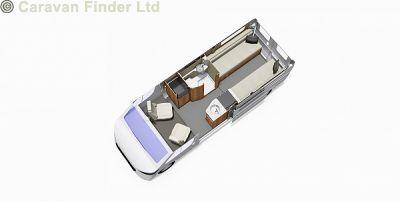 Elddis Supreme CV20 2021 Motorhome Thumbnail