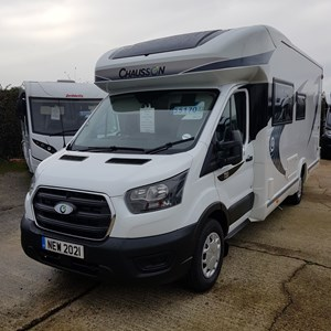 Chausson 720 FIRSTLINE 2021 Motorhome Thumbnail