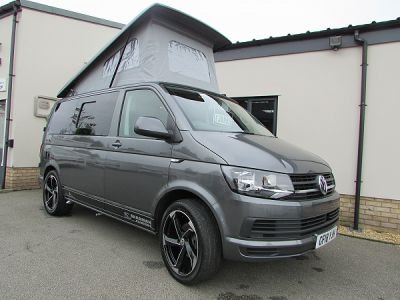 Used Vw Camperking 2018 motorhome Image