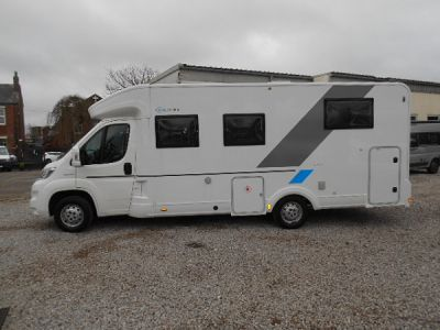 Used SunLiving S75 SL 2018 motorhome Image