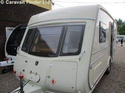 Used Vanmaster V520 2014 touring caravan Image