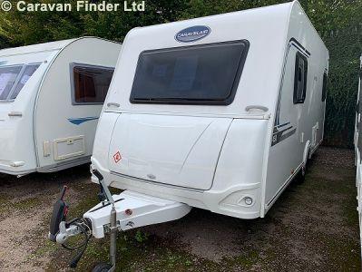 Used Caravelair Antares 450 2017 touring caravan Image