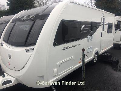 New Swift Swift Exclusive 6TD 2021 touring caravan Image