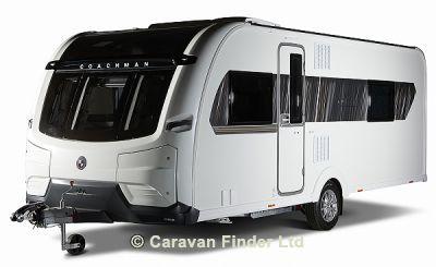 New Coachman Lusso 11 2022 touring caravan Image